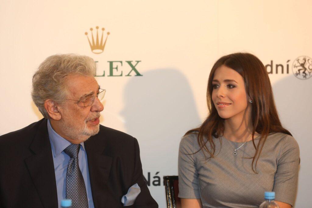 Placido Domingo & Gabriela Bohacova